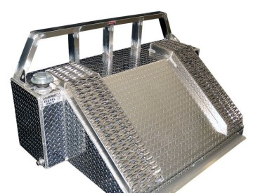 880 - 85 Gal Quad Ramp Tank