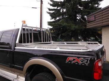 Cc Industries Boat Racks Cab Guards Amp Box Rails